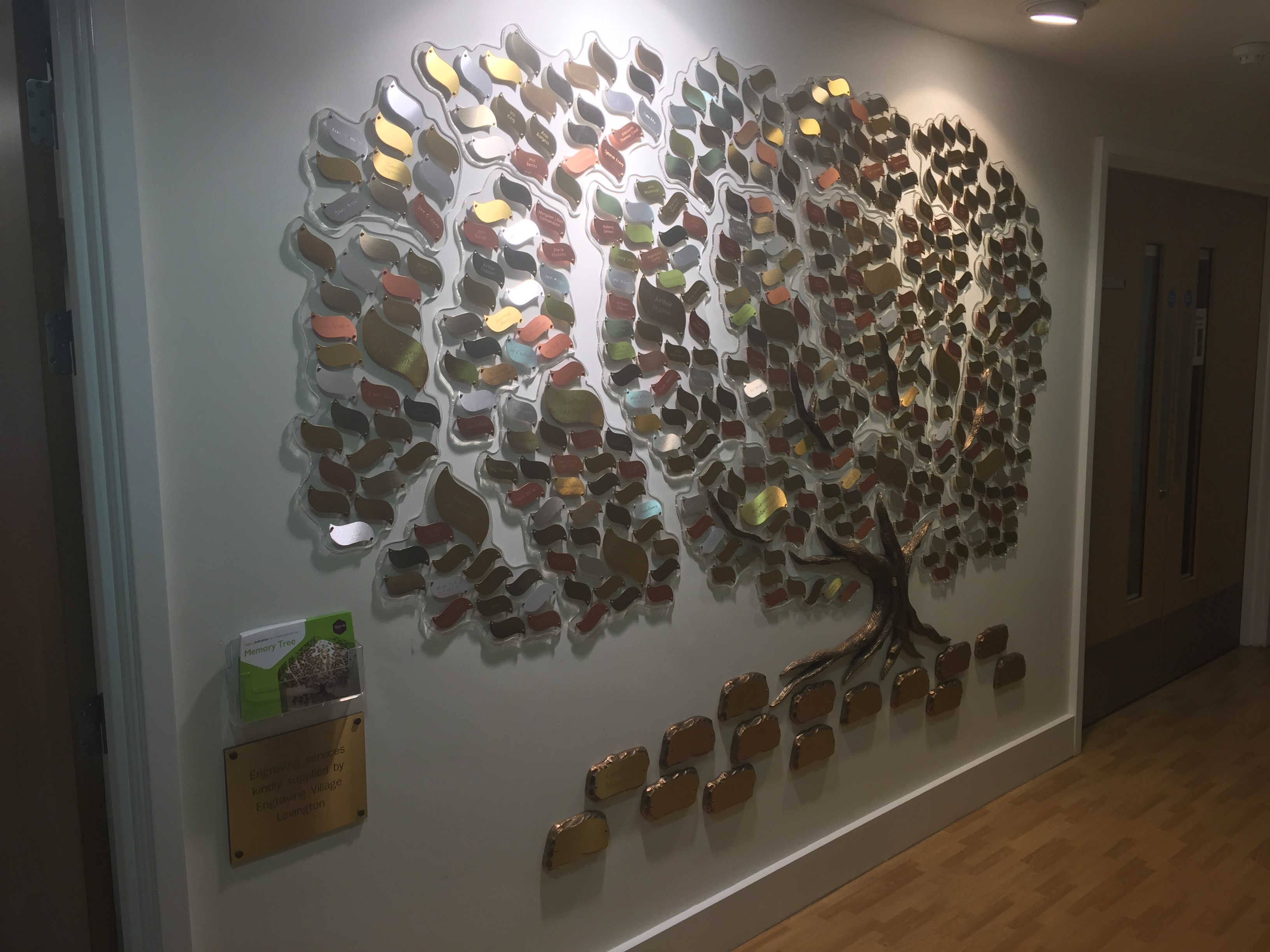SEH memory tree