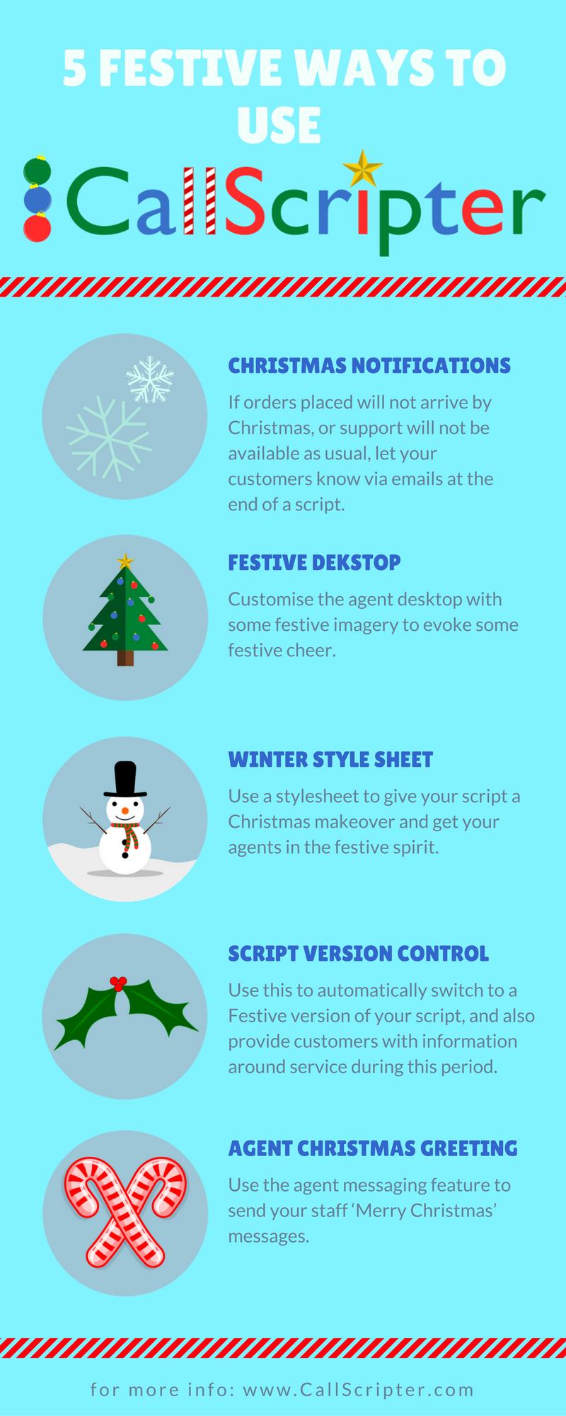 Festive Infographic